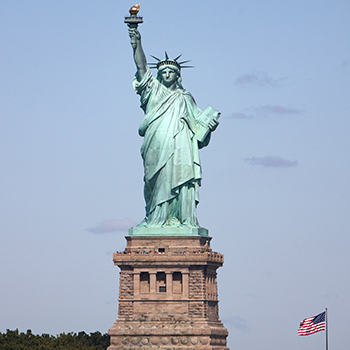 USA and Canada tour packages Statue of Liberty